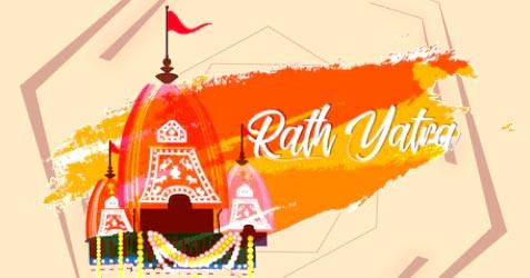 Rath Yatra festival greetings 2021