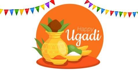 Ugadi festival greetings 2021