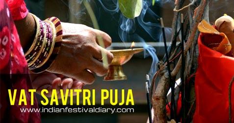 Vat Savitri Puja festival greetings 2021